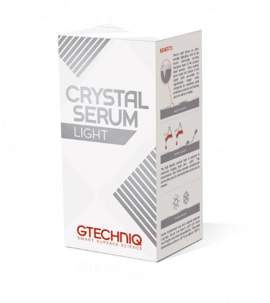 Gtechniq Crystal Serum Light 30ml Durable Paint Coating Sealant